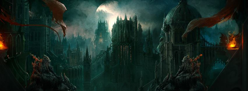 Castlevania : Lords of Shadow 2 ? | 1