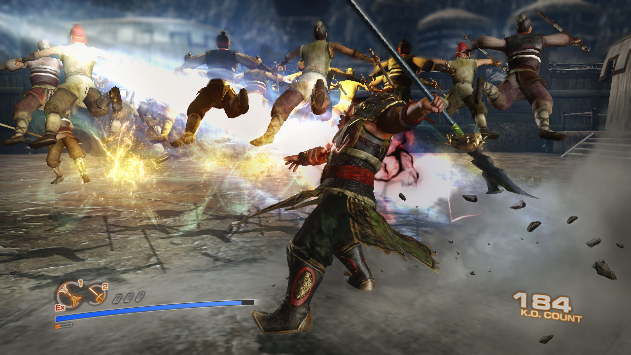 Dynasty Warriors 7 Empires : nouvelles images | 6