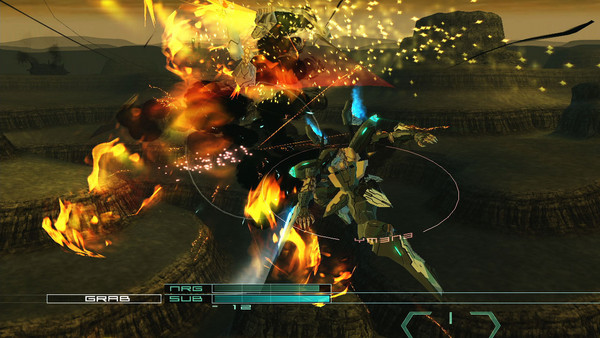 Zone of the Enders HD Collection : en images | 13