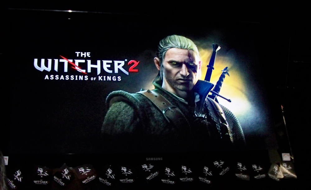[GC InsideWalls] Invitation sans RDV pour The Witcher 2 | 2