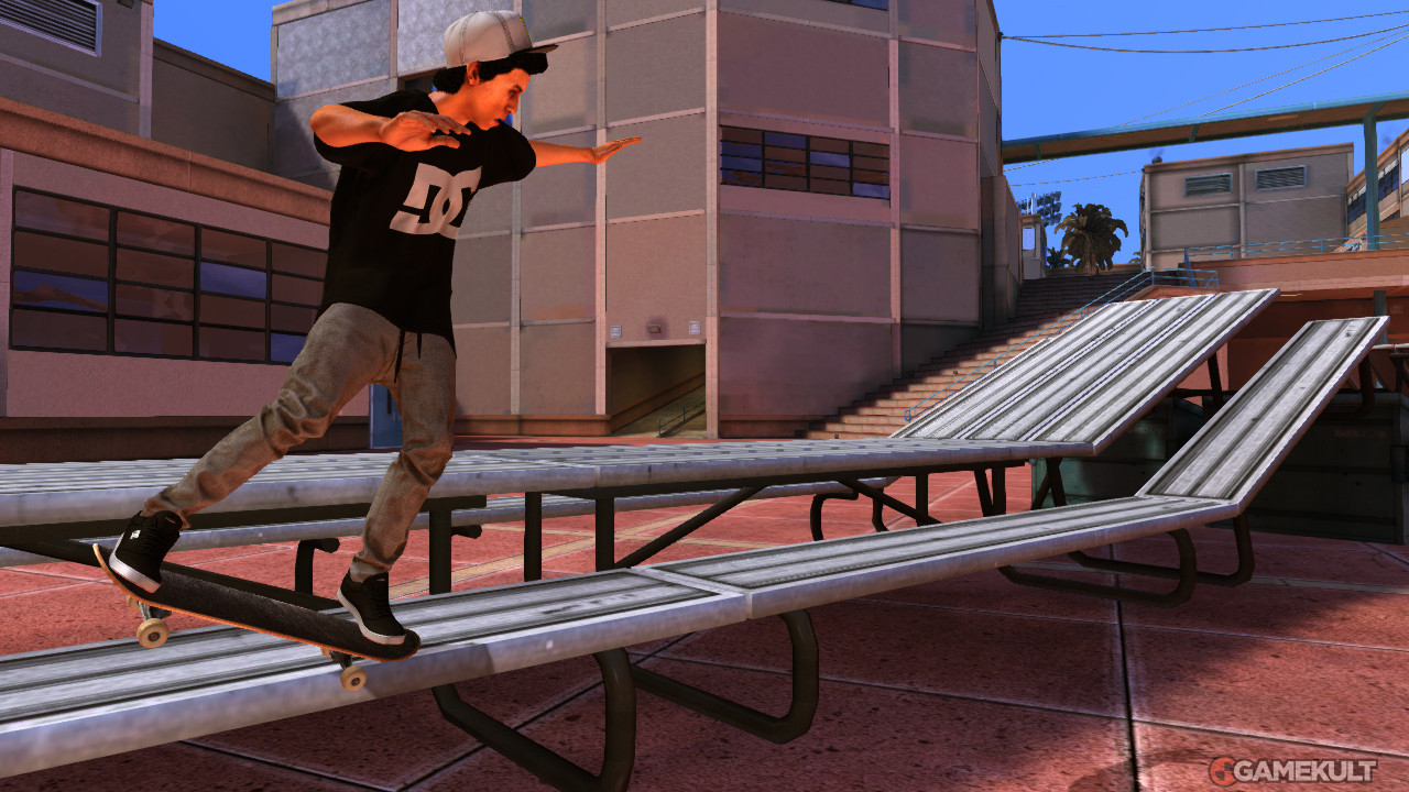 [E3 12] Tony Hawk HD en quelques images. | 4