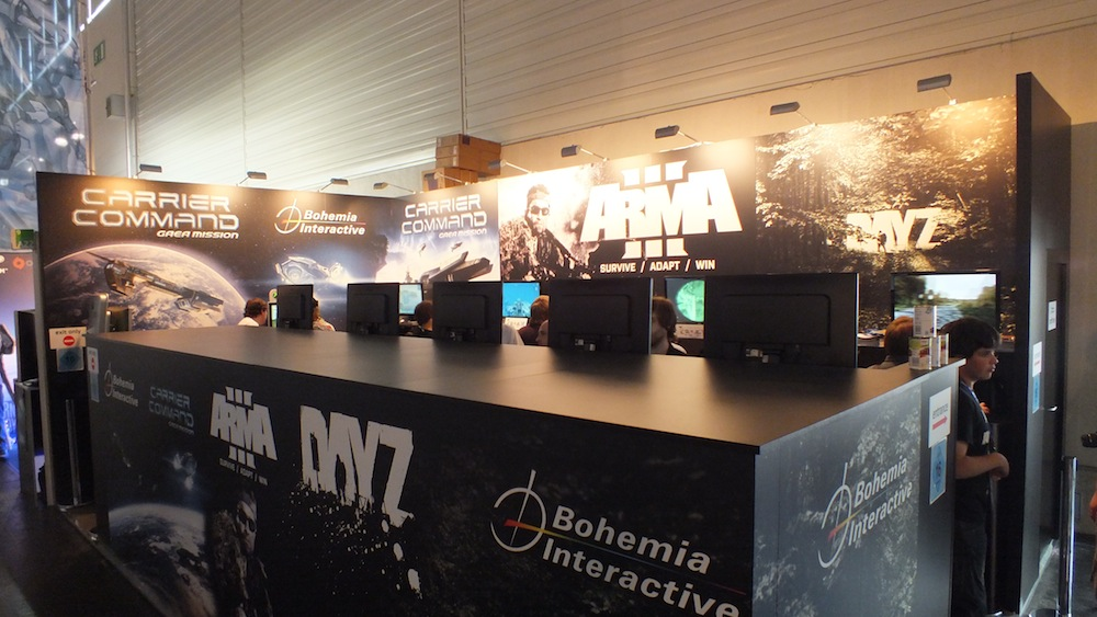 [GC 12] Quelques images des stands à la GamesCom 2012 | 12