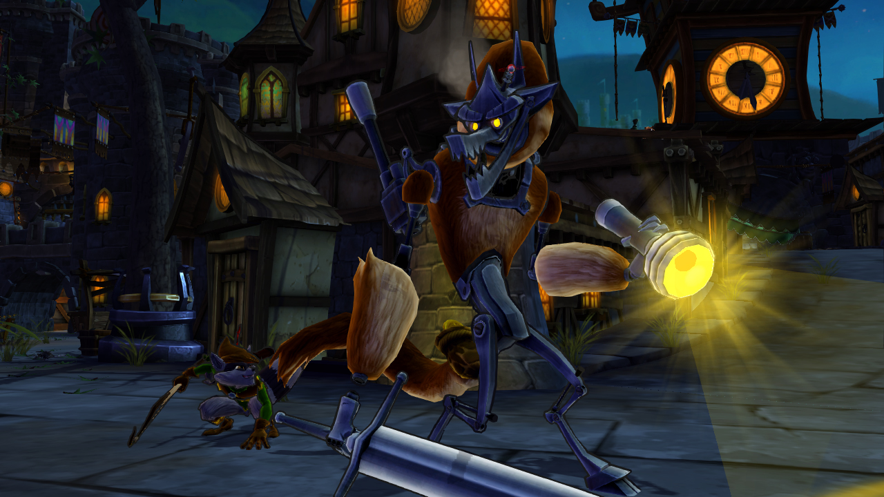 [E3 12] La totale pour Sly Cooper : Thieves in Time | 7