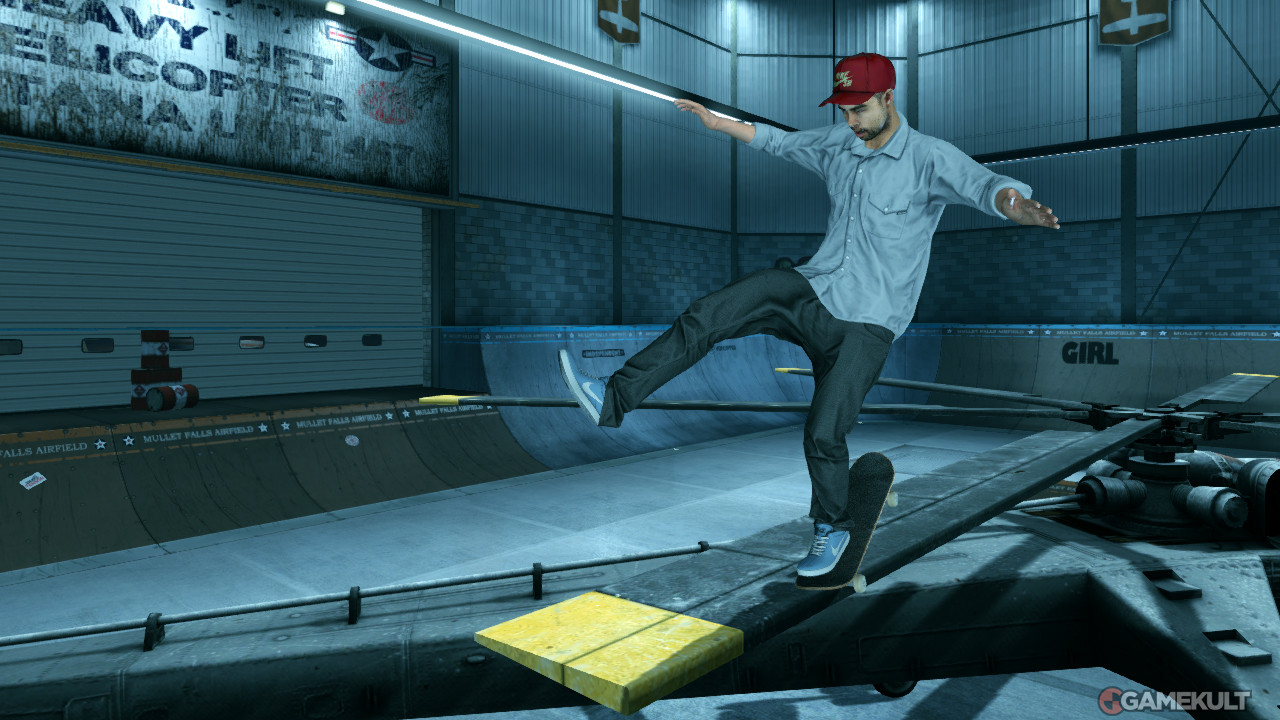 [E3 12] Tony Hawk HD en quelques images. | 1