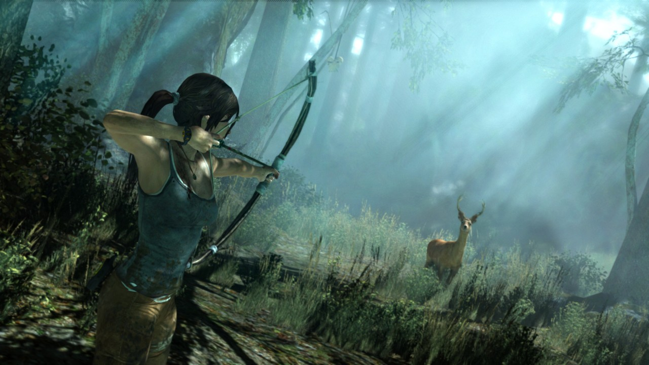 [E3 12] Tomb raider come-back | 4