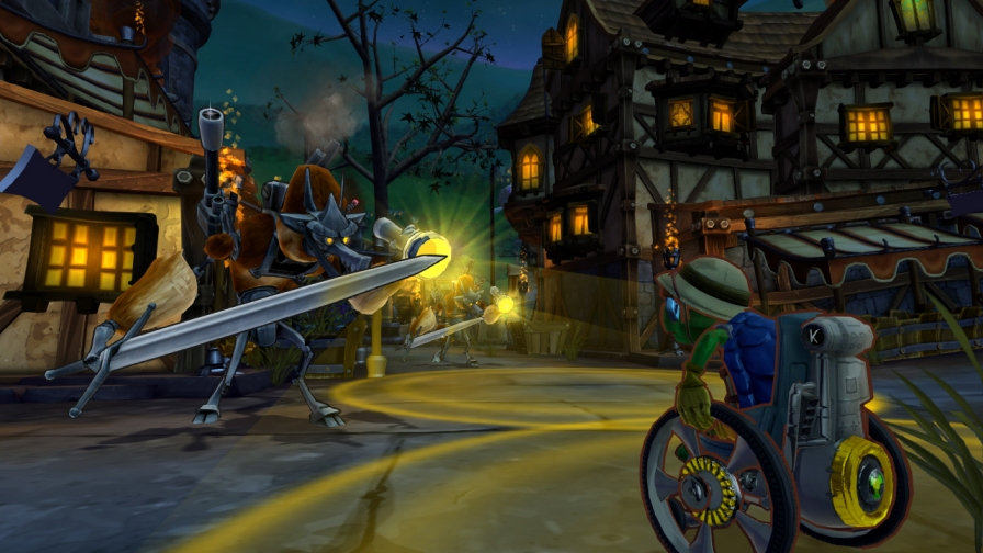 [E3 12] La totale pour Sly Cooper : Thieves in Time | 9