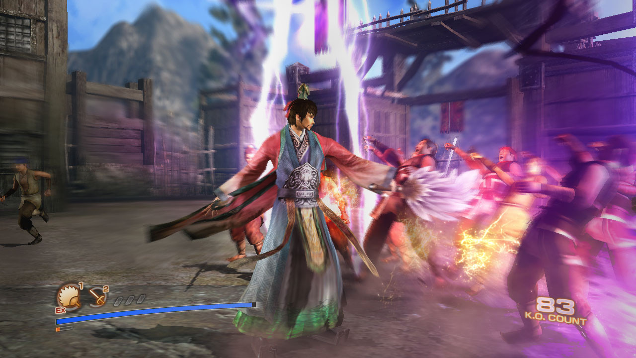 Dynasty Warriors 7 Empires : nouvelles images | 17