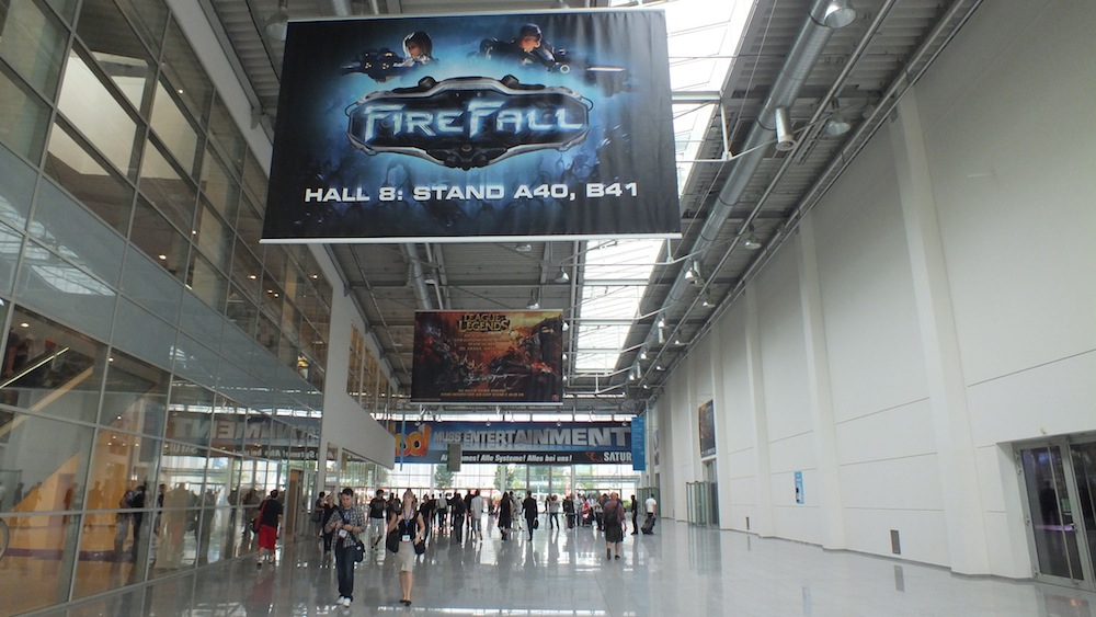 [GC 12] Quelques images des stands à la GamesCom 2012 | 2