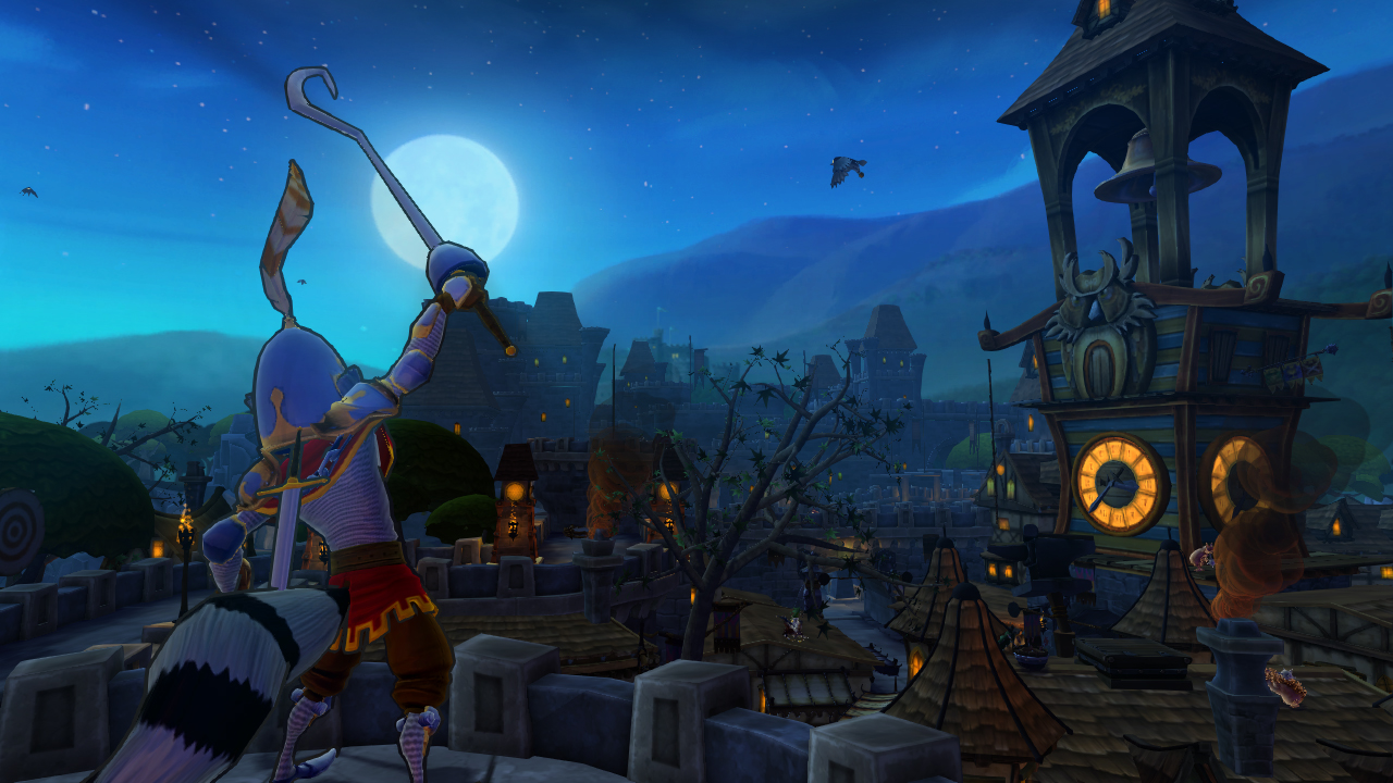 [E3 12] La totale pour Sly Cooper : Thieves in Time | 6