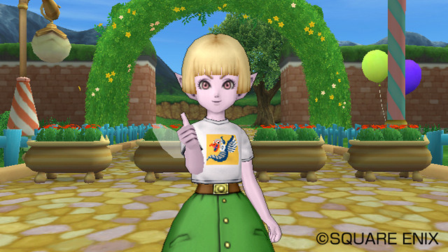 Dragon Quest X : place aux bonus | 2