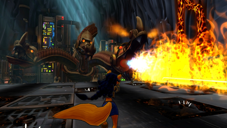 [E3 12] La totale pour Sly Cooper : Thieves in Time | 12