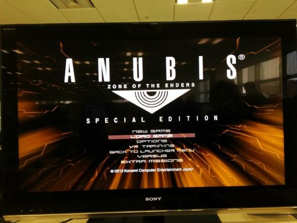 Zone of the Enders HD Collection : en images | 7