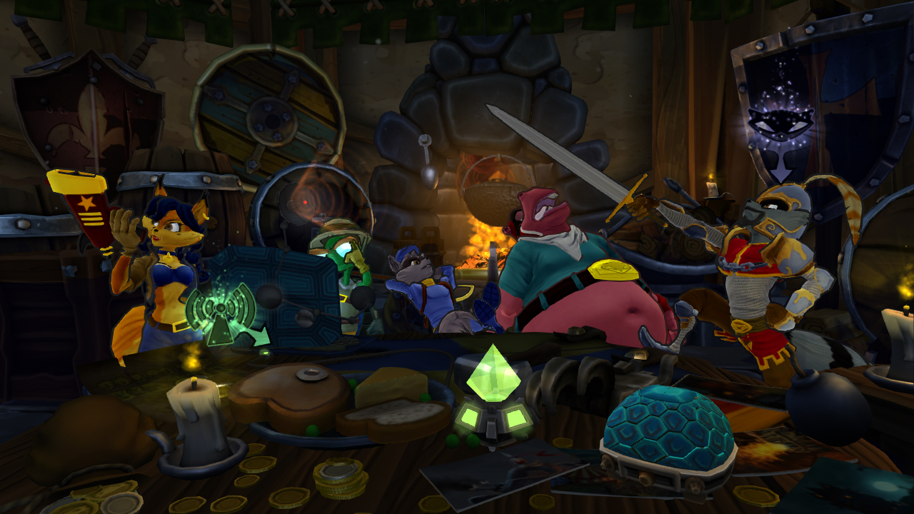[E3 12] La totale pour Sly Cooper : Thieves in Time | 5