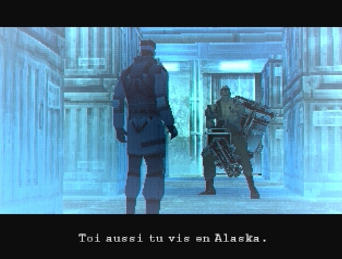 Metal Gear Solid PSone | 8