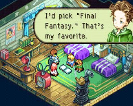 Final Fantasy Tactic Advance  GameBoy Advance | 12