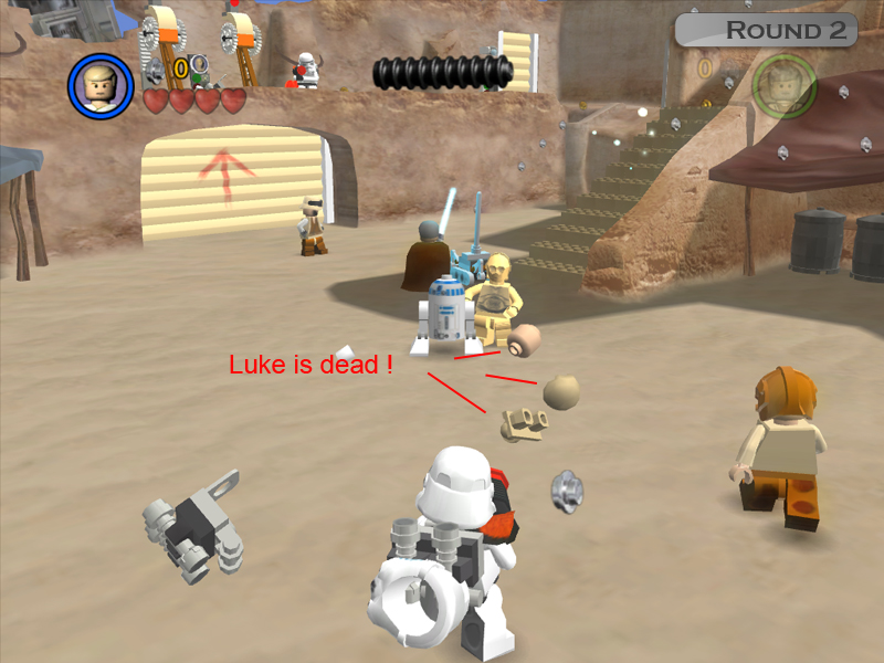 LEGO Star Wars II: The Original Trilogy PC | 36