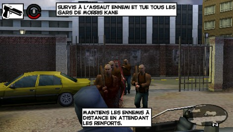 Gangs of London Playstation Portable | 8