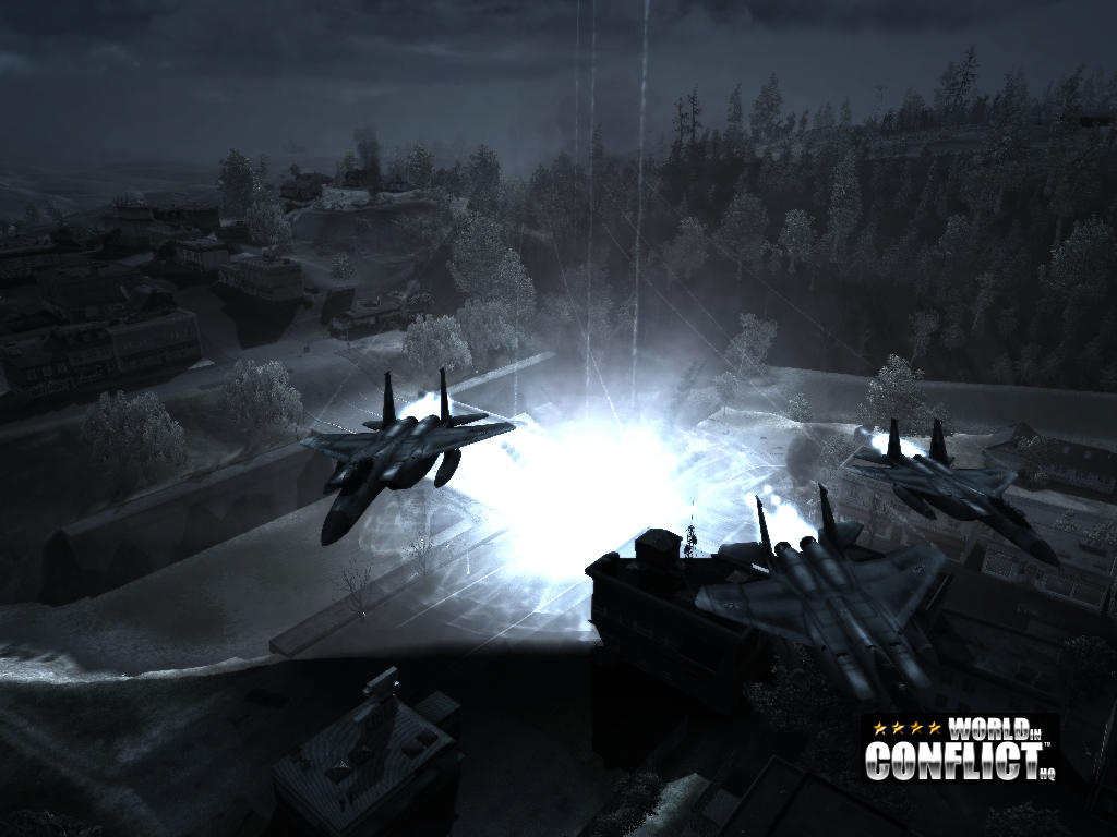 World in conflict PC | 94