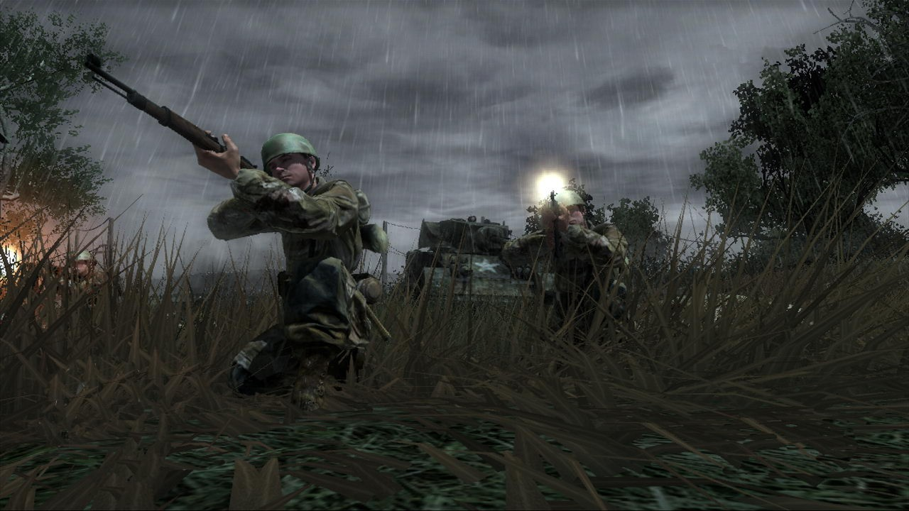Call of duty 3 WII | 10