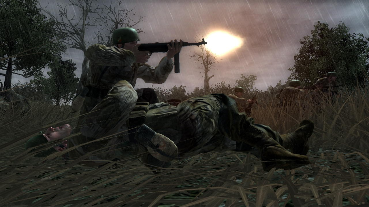 Call of duty 3 WII | 12