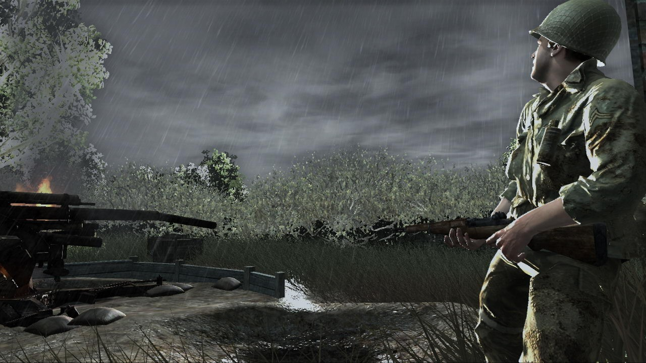 Call of duty 3 WII   13
