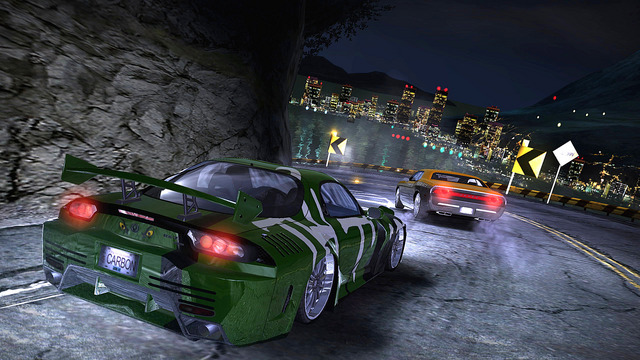 Need For Speed Carbon Playstation 3   48