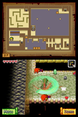 The Legend of Zelda: Phantom Hourglass Nintendo DS | 48