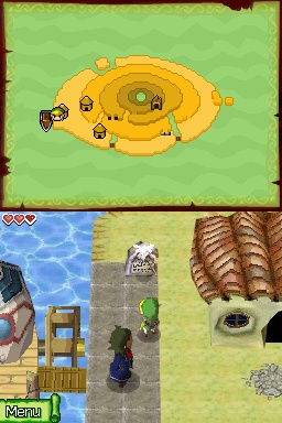 The Legend of Zelda: Phantom Hourglass Nintendo DS | 55