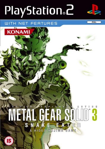 Metal Gear Solid 3 : Snake Eater Playstation 2 | 1