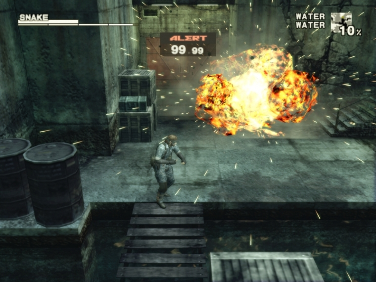 Metal Gear Solid 3 : Snake Eater Playstation 2 | 12