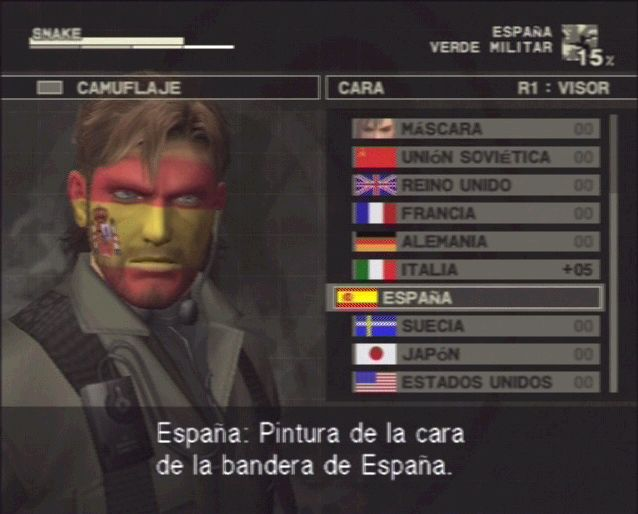 Metal Gear Solid 3 : Snake Eater Playstation 2 | 2