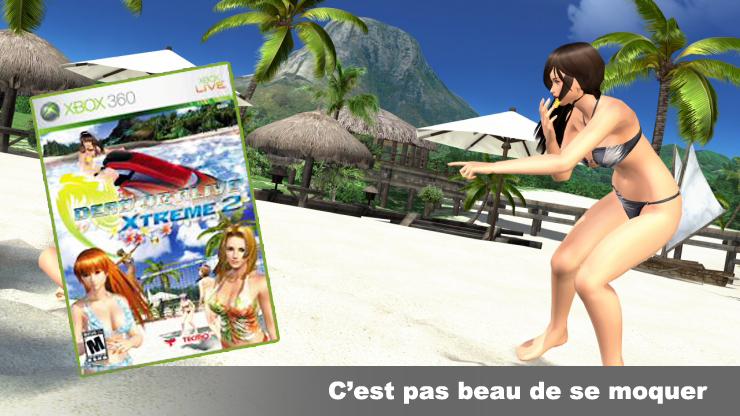 Dead Or Alive Xtreme 2  Xbox 360 | 49