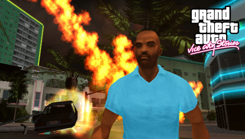 Grand Theft Auto : Vice City Stories  Playstation Portable   13