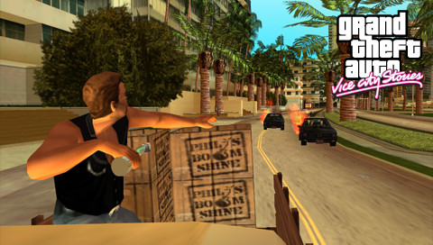 Grand Theft Auto : Vice City Stories  Playstation Portable | 50
