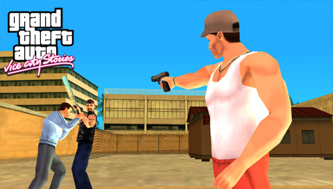 Grand Theft Auto : Vice City Stories  Playstation Portable | 55