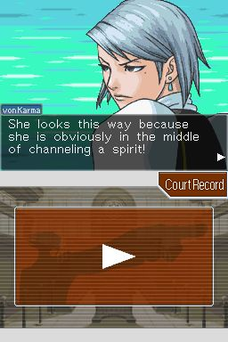 Phoenix Wright : Ace Attorney Justice For All Nintendo DS | 7