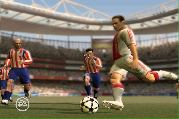 FIFA 07 Playstation 2 | 33