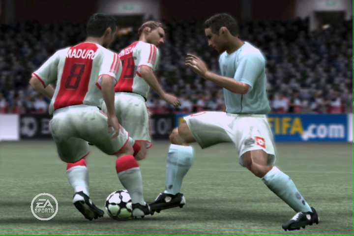 FIFA 07 Playstation 2 | 36