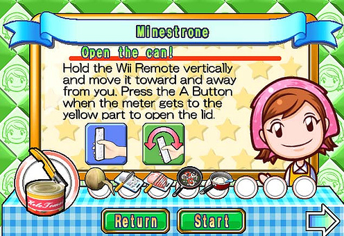 Cooking Mama WII | 7
