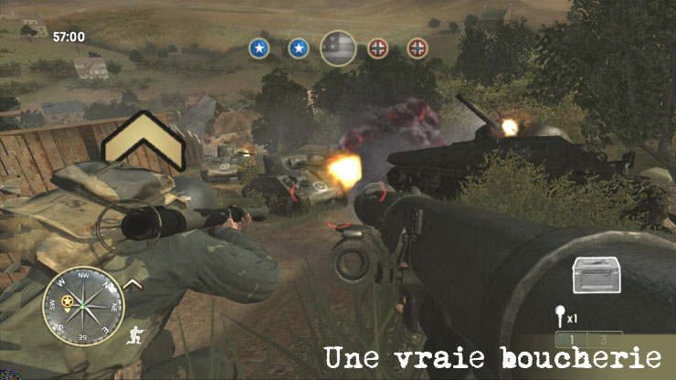 Call of Duty 3 Xbox 360 | 32