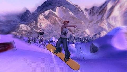 SSX On Tour Playstation Portable | 5