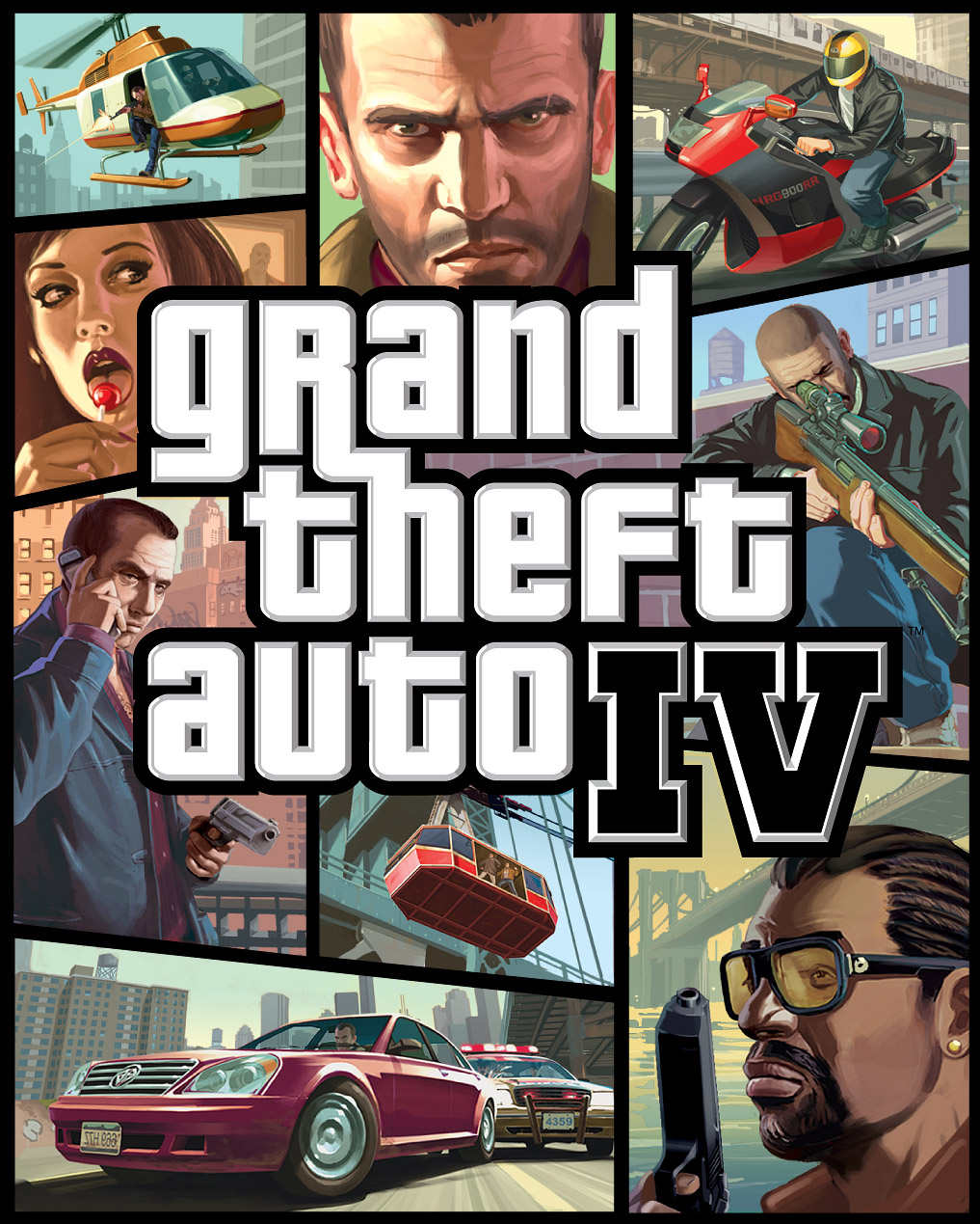 Grand Theft Auto IV Playstation 3 | 4