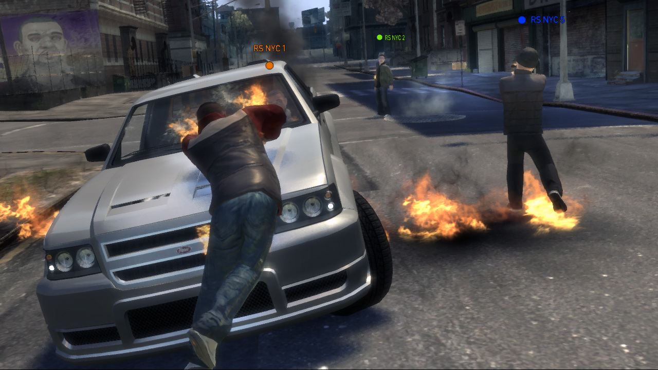 Grand Theft Auto IV Playstation 3 | 54