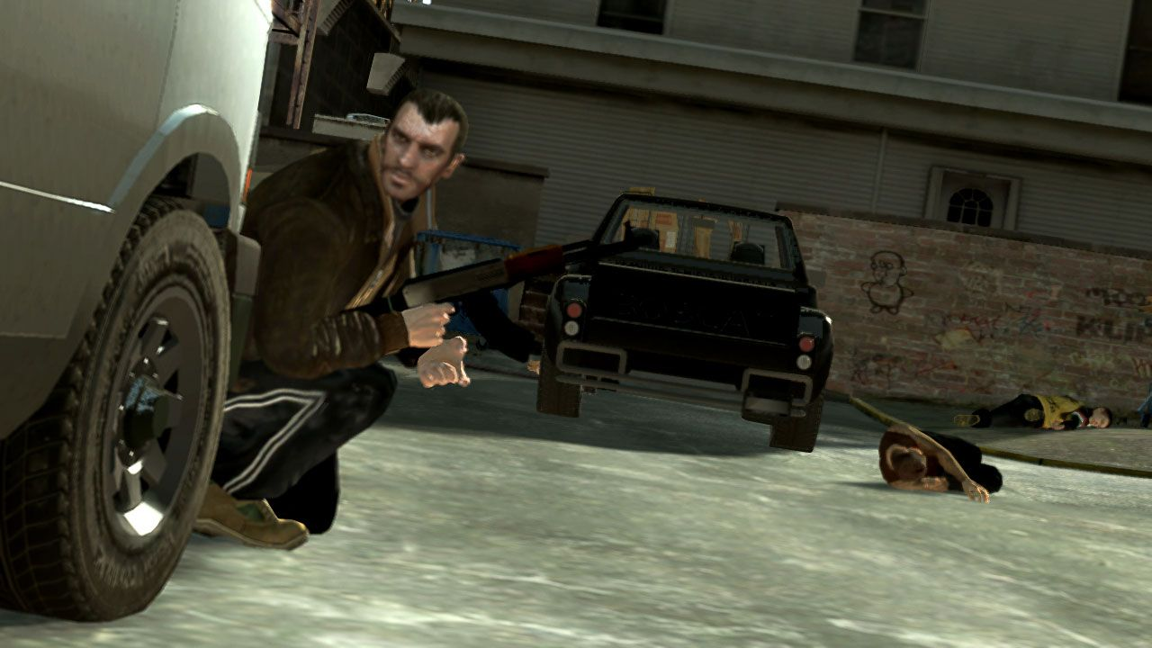 Grand Theft Auto IV Playstation 3 | 9