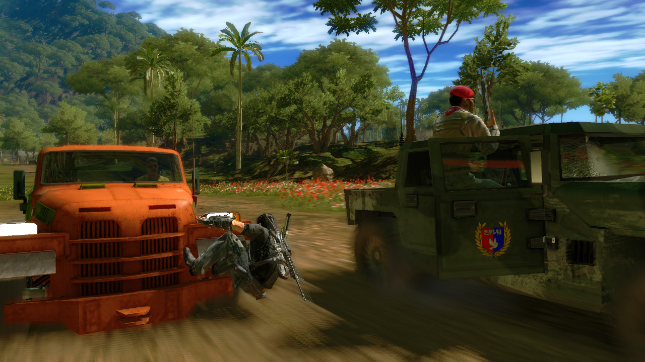 Just Cause 2 Playstation 3   5