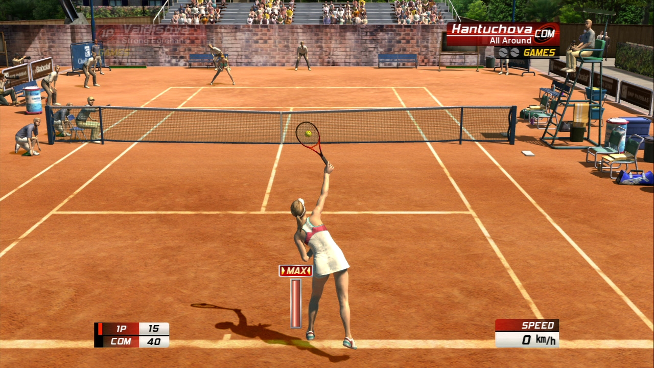 Virtua Tennis 3 Playstation 3 | 46