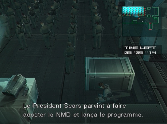 Metal Gear Solid 2 : Sons of Liberty Playstation 2 | 10
