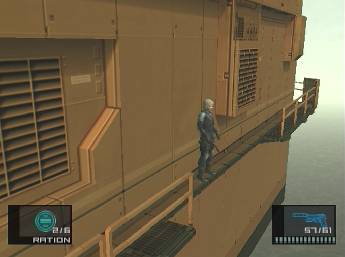 Metal Gear Solid 2 : Sons of Liberty Playstation 2 | 14