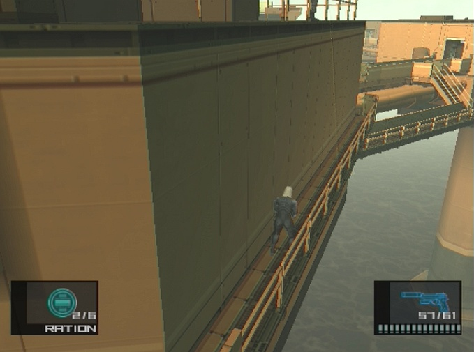 Metal Gear Solid 2 : Sons of Liberty Playstation 2   15