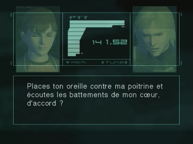 Metal Gear Solid 2 : Sons of Liberty Playstation 2 | 16